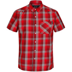 Regatta Kalambo IV t-shirt Heren grijs/rood